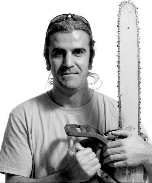 Artist Kemal Tufan