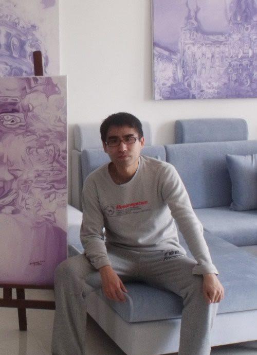 Yu Zhaoyang artist